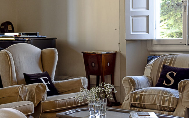 Parquet Quadrotte Versailles livingroom